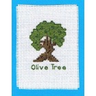 Card Kit: Olive Tree