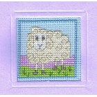 Greeting Card: Sheep