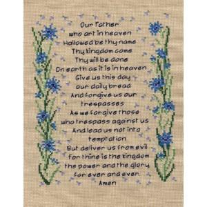 Sampler: The Lord's prayer