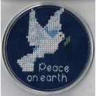 Magnet/Coaster Kit Peace on earth