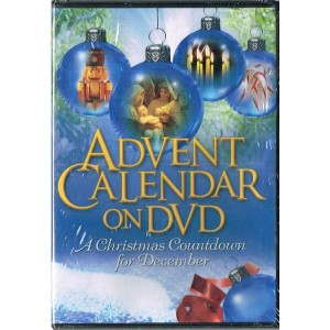 Advent Calendar On DVD: A Christmas Countdown For December
