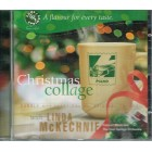 CD Christmas Collage with Linda McKechnie