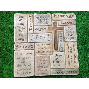 Wall  Plaque - Words