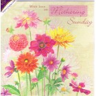 Greetings Card - Mothering Sunday 2