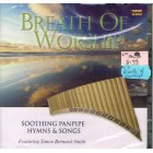 CD Breath of Worship, soothing panpipe hymns and songs, Features S Bernard-Smith