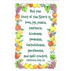 Prayer card - But the fruit of the spirit
