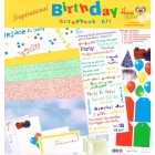 Scrapbooking kit - Birthday