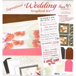 Scrapbooking kit - Wedding