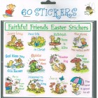 Stickers - Faithful Friends Easter