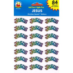 Stickers - Jesus