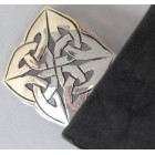 Brooch - Silver Celtic Style Knot