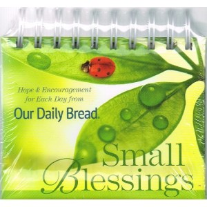 Perpetual Calendar - Small Blessings