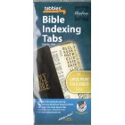 Bible Indexing Tabs - 84 Large Print Gold-Edged