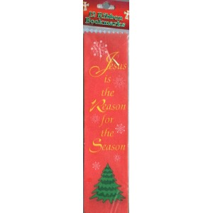 Bookmarks - Jesus Is The Reason For The Season